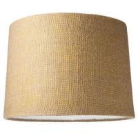 PB Basic Cowhide Lamp Shade - Pottery Barn