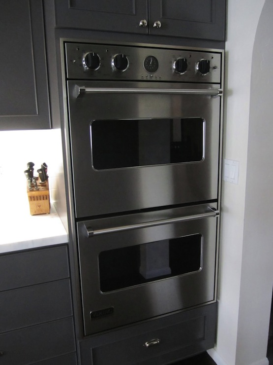 Double Oven Design Ideas