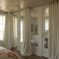 Floor To Ceiling Curtains Design Ideas