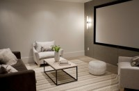 Movie Room Sconces Design Ideas