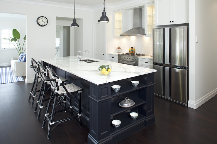 How High Is A Kitchen Island Interior Design Inspiration Photos By Porchlight Interiors.