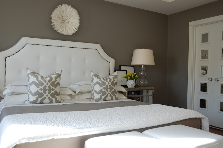 Zgallerie Gray Bedroom - Transitional - Bedroom - Benjamin Moore