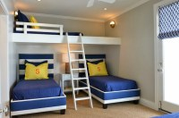 Loft Bed - Transitional - boy's room - Munger Interiors