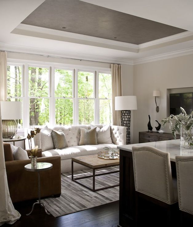 Interior design inspiration photos by Heather Garrett Design.