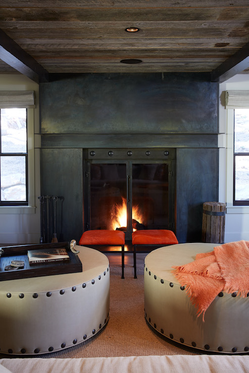 Modern Girl Bedroom Wallpaper Industrial Fireplace Country Living Room Artistic