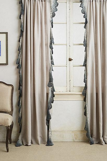 Black Beadboard Wallpaper Ombre Grey Lace Curtain