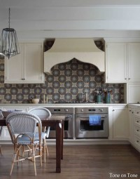 Moroccan Tile Backsplash Design Ideas