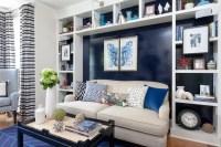Living Room Built Ins - Contemporary - living room ...