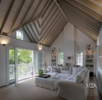 Cabin Cathedral Ceiling Vs Flat Ceiling