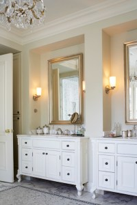 French Inspired Bathrooms - French - bathroom - Kimberley ...