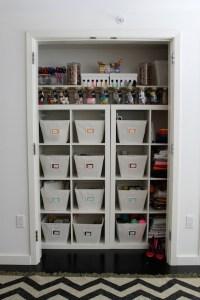Close Without Doors - Transitional - closet - Neat Method