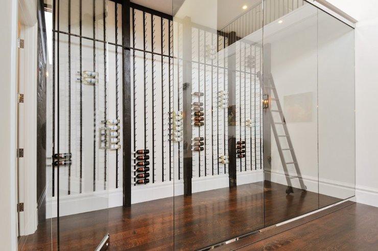 Wine Cellar Ideas Contemporary Basement Marsh And Clark