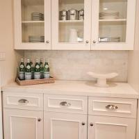 Brushed Nickel Cabinet Pulls Design Ideas