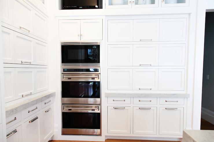 Wall Oven Kitchen Cabinet Design Kitchen Appliances Tips