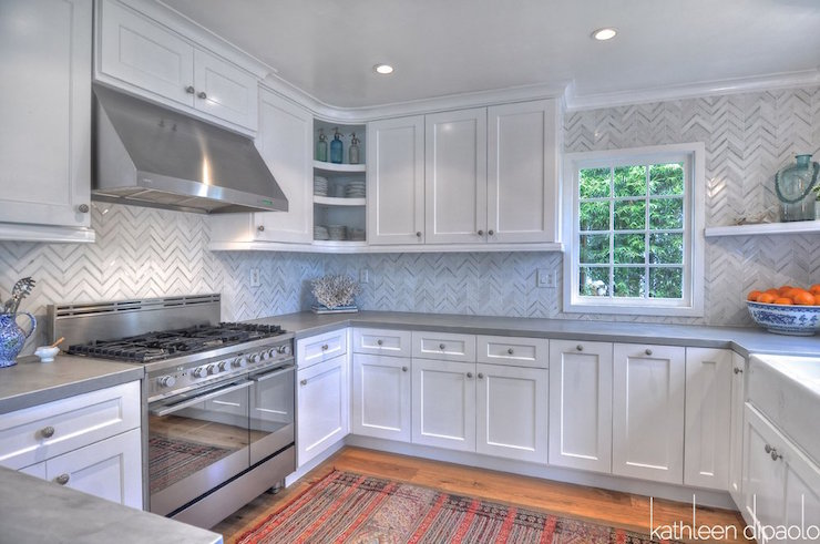 gray shaker kitchen cabinets engineered white quartz countertops ideas kitchen backsplash ideas white cabi cheap