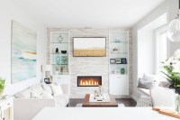 Living Room Built In Ideas - Contemporary - Living Room ...