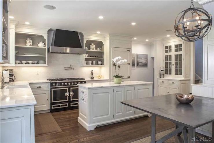 kitchen hood black la cornue range gray paint kitchen cabinets mica interior design construction kitchen cabinet