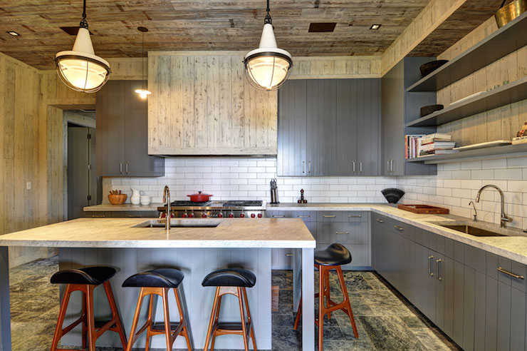 barn board headboard wall design ideas vintage kitchen backsplash couchable