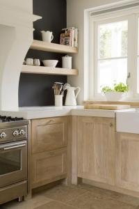 Light Wood Kitchen Cabinets - Transitional - Kitchen