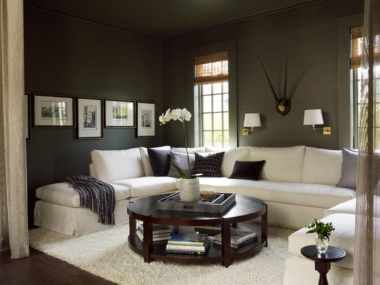 Sherwin Williams Porpoise Paint Gallery - Sherwin Williams Porpoise - Paint Colors