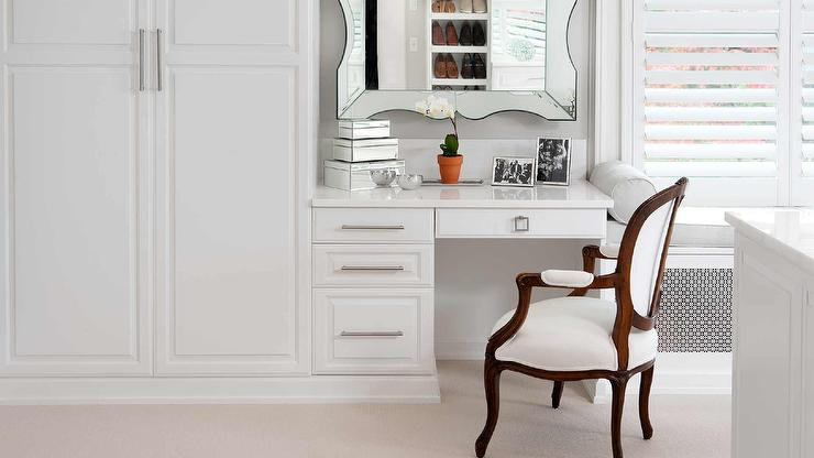 Dressing Table With Built In Mirror Frasesdeconquistacom