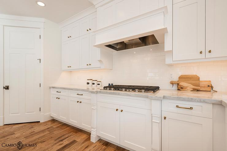 white white kitchen features white shaker cabinets accented black white kitchen backsplash ideas couchable