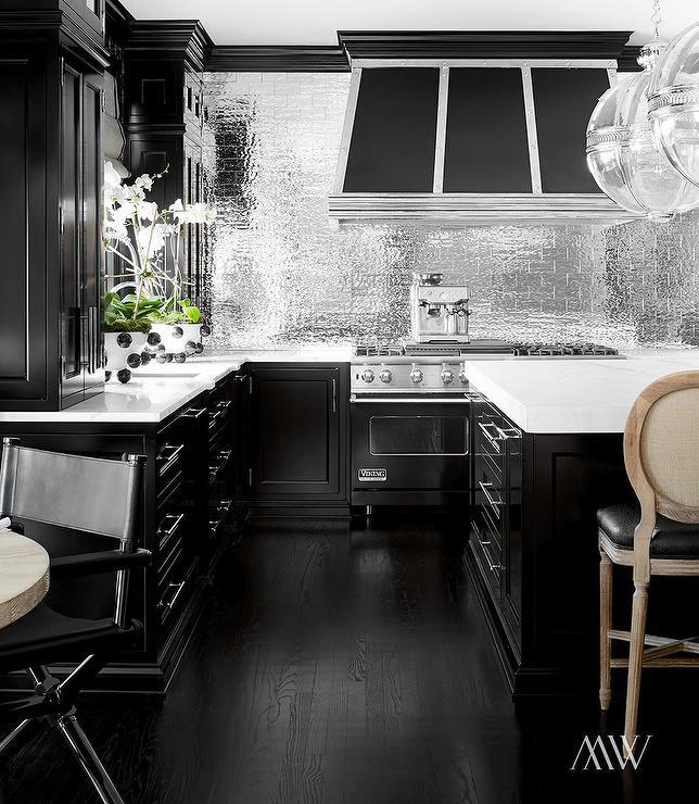 black silver kitchens design ideas stainless steel kitchen cabinets ikea uk kitchen