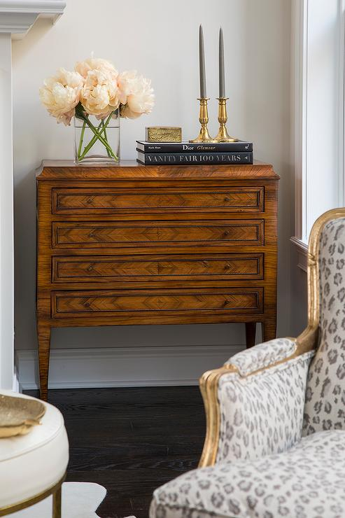 Living Room Nook with Chest - Transitional - Living Room - living room chest