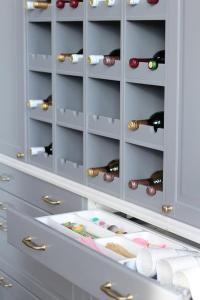 Built In Wine Rack Design Ideas