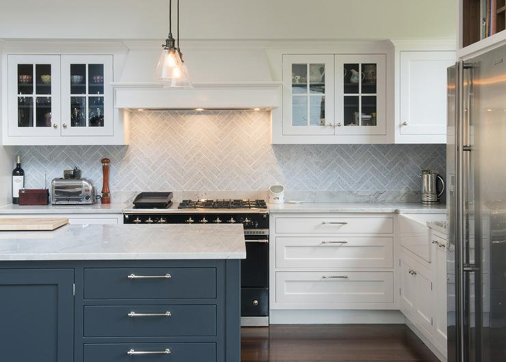 gray herringbone kitchen backsplash tiles transitional kitchen white cabinets grey backsplash kitchen subway tile outlet