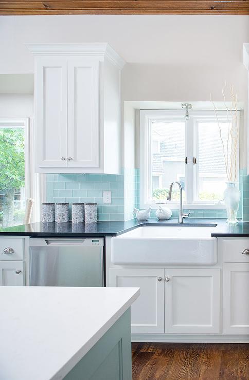 tiffany blue subway tiles kitchen backsplash backsplash tiles kitchens joy studio design gallery