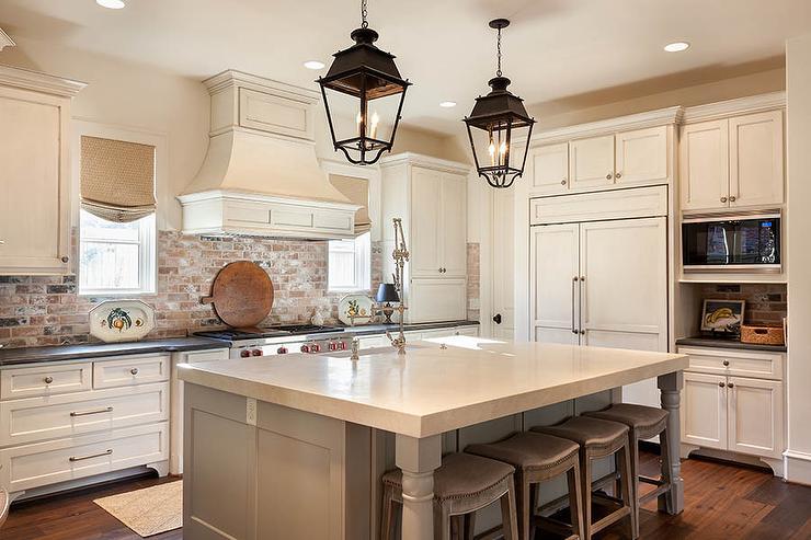kitchen red brick backsplash cottage kitchen awesome kitchen backsplash ideas decoholic