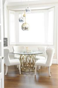 Wingback Dining Chairs Design Ideas