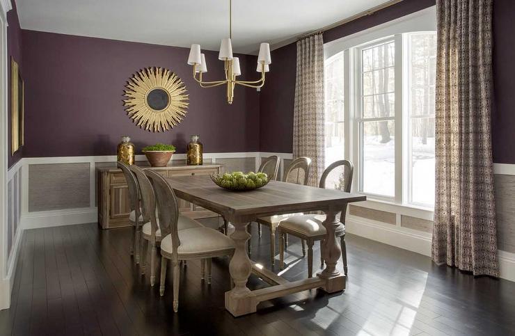 Grey Dining Room Walls Design Ideas