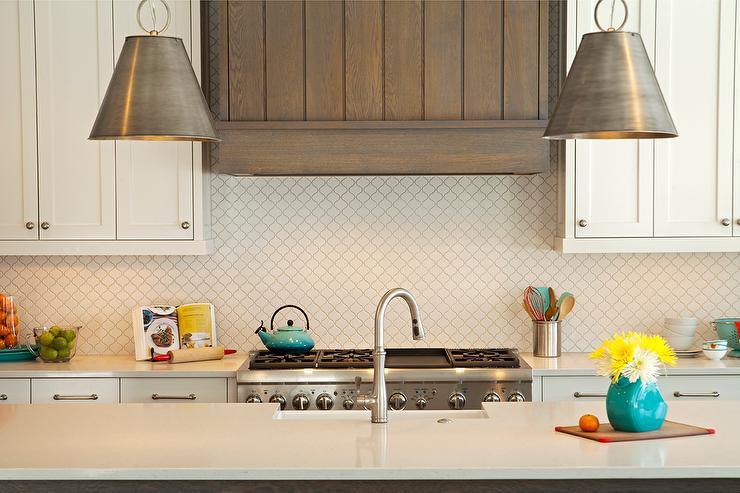 kitchen white arabesque backsplash transitional kitchen white kitchen cabinet glass metal backsplash tile backsplash