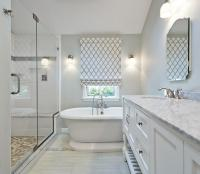 Pics For > Bathroom Tiles Mosaic Border
