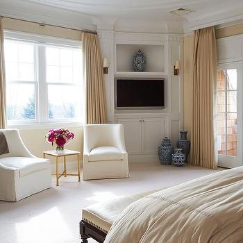 Bedroom Tv Design Ideas - tv in bedroom ideas