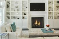 Floor To Ceiling Fireplace Design Ideas