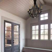 Shiplap Vaulted Ceiling Design Ideas