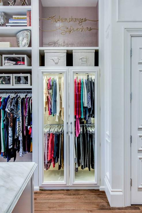 Long Cabinet Pulls Walk In Wardrobe Design Ideas