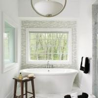 Tiled Accent Wall Design Ideas