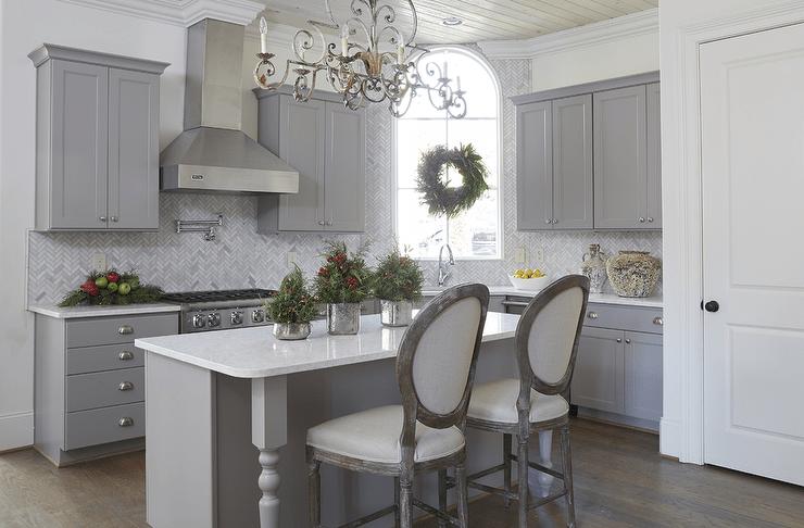kitchen island gray beaded chandeliers transitional kitchen kitchen sink backsplash ideas ehow
