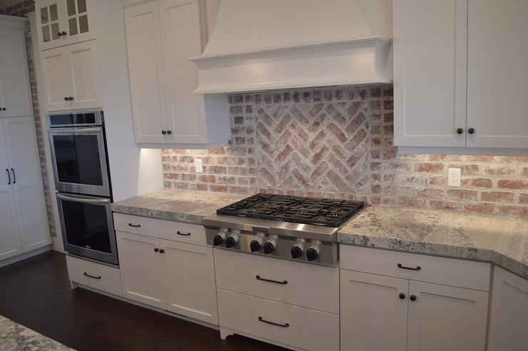 brick kitchen backsplash kitchen remodels red brick backsplash awesome kitchen backsplash ideas decoholic