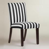 Stripe chair- Arhaus Furniture
