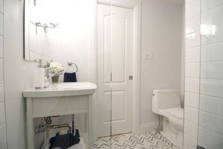 Small Marble Bathroom Tiles Design Ideas