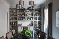 Dining Room Built In Cabinets Design Ideas