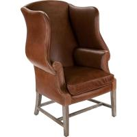 Gold Arms Leather Chair - Products, bookmarks, design ...