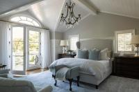 Bedroom Vaulted Ceiling Design Ideas