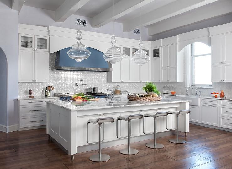 white kitchen silver iridescent glass backsplash tiles white kitchen cabinet glass metal backsplash tile backsplash