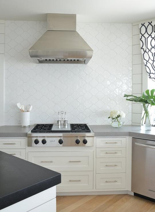 kitchen ann sacks white arabesque tiles transitional kitchen ann sacks kitchen backsplash contemporary kitchen airoom